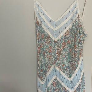 Intimately free people ditsy floral slip dress